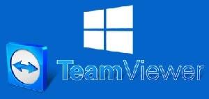 Установить TeamViewer для Windows 7